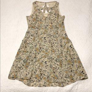Moulinette Soeurs Anthropologie Silk Dress 12 NWT